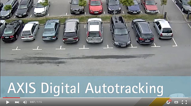AXIS Digital Autotracking